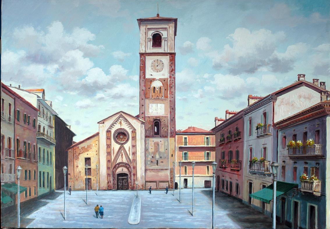 Chivasso, Corso Galileo Ferraris 58/bis