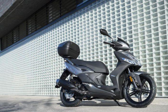 KYMCO AGILITY 150 R16+ ABS