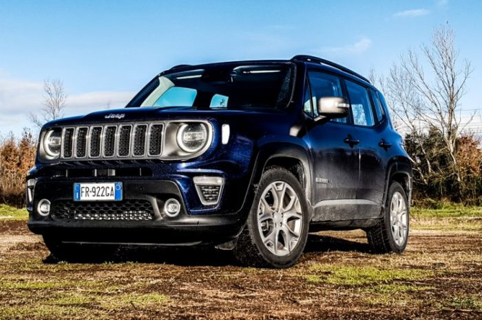 JEEP RENEGADE  1.0 T3 120 CV LONGITUDE