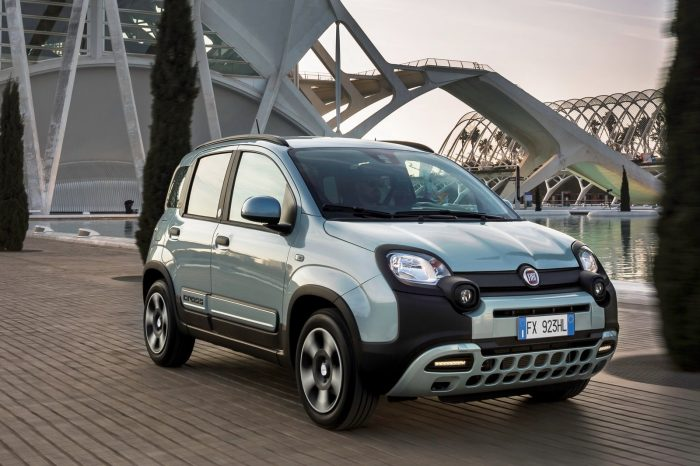 FIAT PANDA 1.0 70cv S&S Hybrid E6d-T City Cross