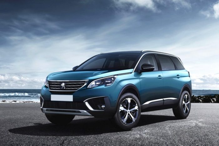 PEUGEOT 5008 BlueHDi 130 EAT8 S&S ACTIVE