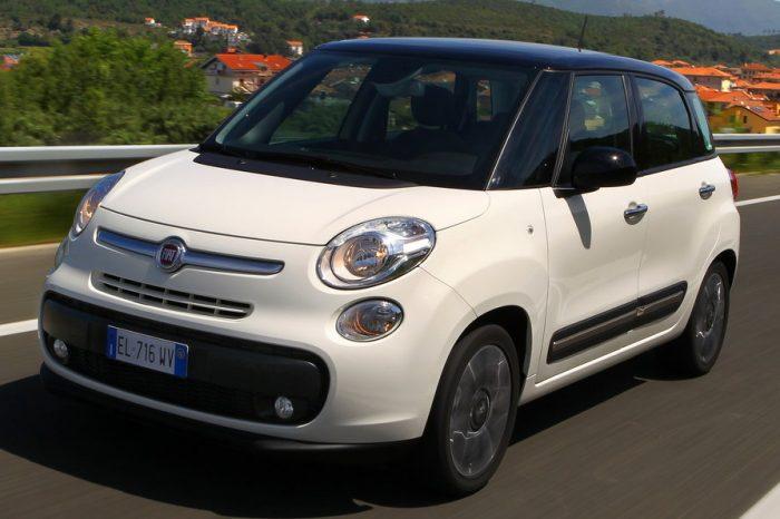 PROMO -Fiat 500L MY21 1.3 Multijet 95cv Connect- Iva esclusa